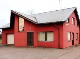 Motelis Astarte, Koknese