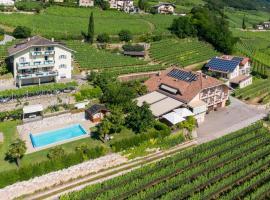 Garni Hotel Ritterhof, Termeno (Egna yakınında)