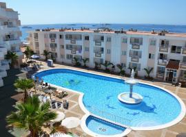 Apartamentos Panoramic, Ibiza - bærinn