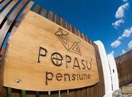 Pensiunea Popasu