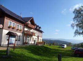Penzion Sokolovna, Kořenov (Dolní Polubný yakınında)