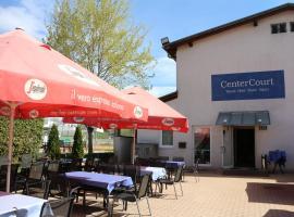 CenterCourt Hotel, Graz (Raaba yakınında)