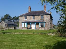Upper Letton Farmhouse, Leintwardine