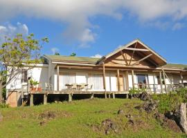 Hotel Tekarera Kainga Nui