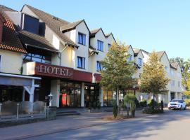 Akzent Hotel Restaurant Jonathan, Lippstadt (Bad Waldliesborn yakınında)