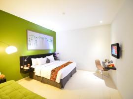 J Hotel - Bandara Soekarno Hatta