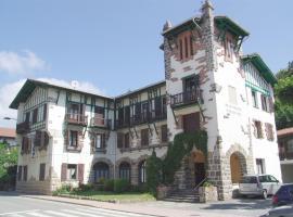 Hostal Ayestaran II, Лекумберри (рядом с городом Хаунсарас)