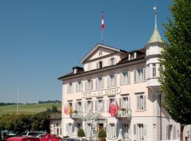 Hotel Restaurant Seehof, Küssnacht (Merlischachen yakınında)