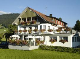 Gasthof Ochsen, Hittisau