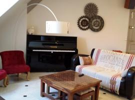 Appartement De La Vallée, Saint-Martin-le-Beau (рядом с городом Ате-сюр-Шер)