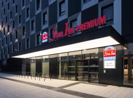 Star Inn Hotel Premium Wien Hauptbahnhof, by Quality, Vídeň