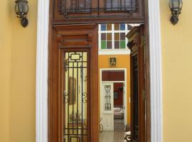 Residencial Miraflores B&B