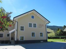 Haus Ofner am Kreischberg, Sankt Georgen ob Murau (Sankt Lorenzen ob Murau yakınında)