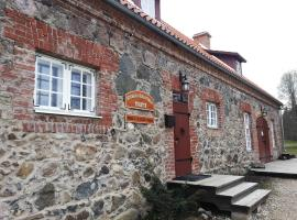 Sepikoja Guest House, Alatskivi (Kolkja yakınında)