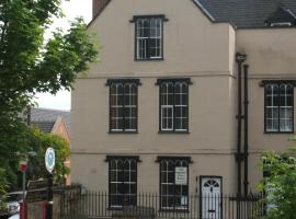 Old Rectory Guesthouse in Staveley