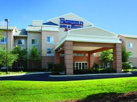 Fairfield Inn and Suites Charleston North/University Area, North Charleston