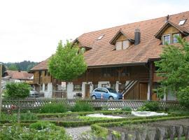 Hadassa Apartment Simcha, Niederwichtrach (Oberhünigen yakınında)