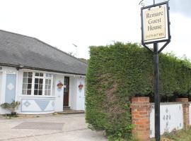 Remarc Guest House, Takeley