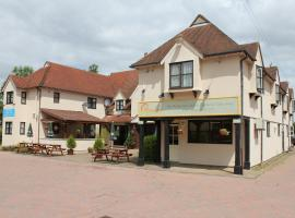 Stansted Skyline Hotel 3 Star Great Dunmow