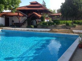 Hotel Accent, Razgrad
