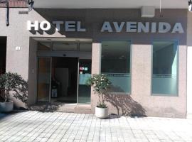 Hotel Avenida, Gijón