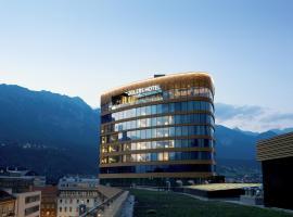 aDLERS Hotel Innsbruck, Інсбрук
