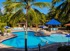 Orange Praia Hotel, Itamaracá (Vila Velha yakınında)