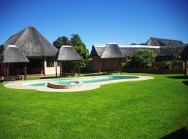 Green Fountain Villa 5, Port Alfred (in de buurt van Rietrivier)