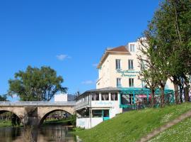 Hôtel L'Esturgeon, Пуасси (рядом с городом Chambourcy)