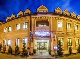 Hotel Slavia, Salonta