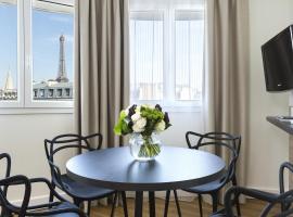 Citadines Tour Eiffel Paris