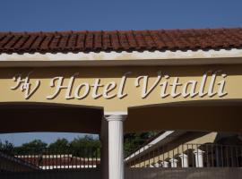 Hotel Vitalli, Avanhandava (Penápolis yakınında)