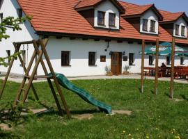 Penzion Fryčovice, Brušperk (Stará Ves nad Ondřejnicí yakınında)