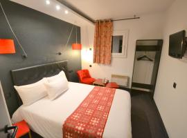 Best Hotel - Montsoult La Croix Verte, Baillet-en-France (рядом с городом Маффлие)