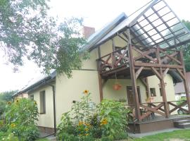 Topilo - Dom wakacyjny 'Stare dęby', Łozice (Zanaviny yakınında)