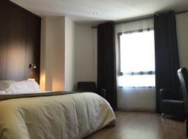 Hotel Castillo, Villarrobledo (рядом с городом Сокуэльямос)