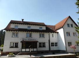 Zum Kaiserwirt, Heppenheim an der Bergstrasse (Hemsbach yakınında)