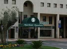 Apartahotel Aguadulce