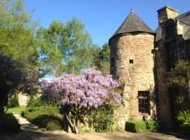 Le Manoir du Jardin, Saint-Hilaire-du-Harcouët (рядом с городом Virey)