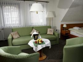 Hotel Restaurant Pempel, Großalmerode (Trubenhausen yakınında)
