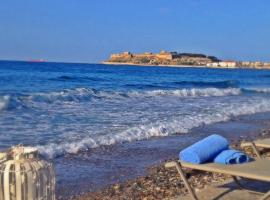 Filoxenia Beach Hotel, Rethymno Town