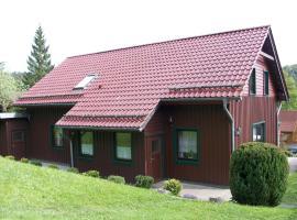 Haus Walpurga, Schierke (Drei Annen Hohne yakınında)
