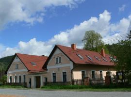 U Pramene Virskeho Vanku, Vír (Crhov yakınında)