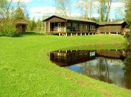 Piiumetsa Holiday Center, Piiumetsa (Väätsa yakınında)