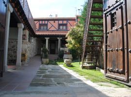 Rural Montesa, Сан-Пелайо-де-Гуаренья (рядом с городом Моралеха-де-Саяго)