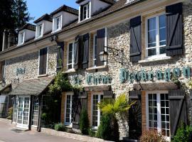 Le Chene Pendragon, Saint-Léger-en-Yvelines (рядом с городом Grosrouvre)