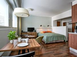 Forenom Serviced Apartments Espoo Tapiola