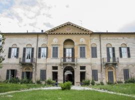 Palazzo Pelandi, Alzano Lombardo