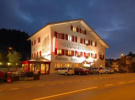 Hotel Rebstock, Wolhusen (Willisau yakınında)