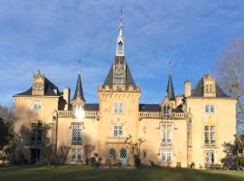 Chateau du Haget, Vieuzos (рядом с городом Hachan)